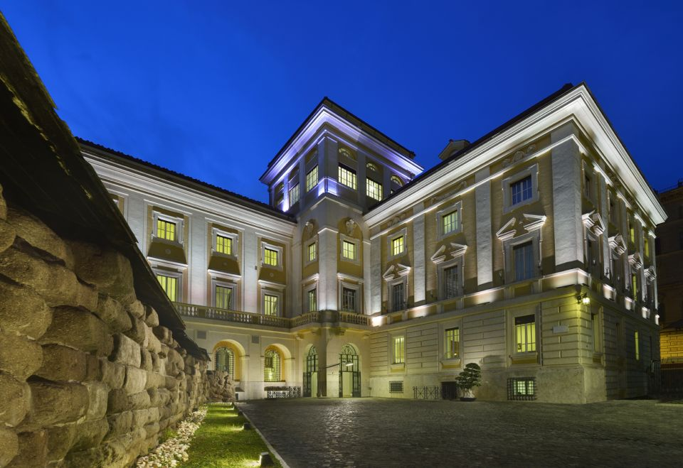 """WELCOME TO THE EXCEPTIONAL"" - Serata a effetto a Palazzo Montemartini Rome, A Radisson Collection Hotel"