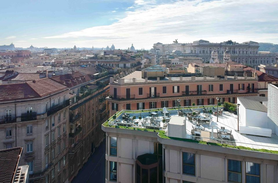 AL VIA LA STAGIONE DEL ROOF 7 TERRACE